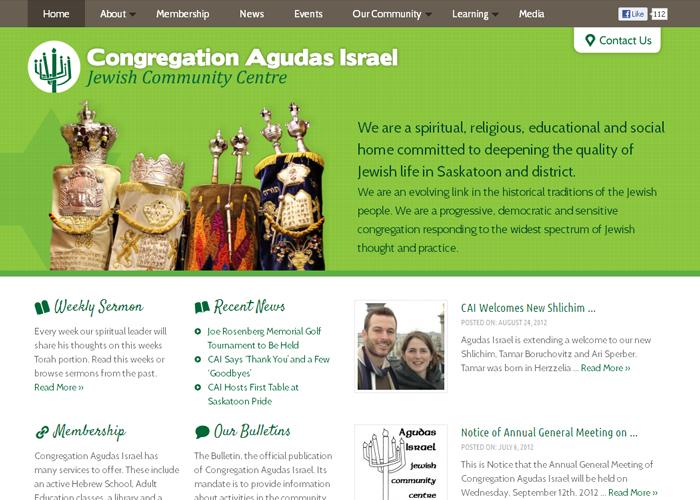 Congregation Agudas Israel - agudasisrael.org
