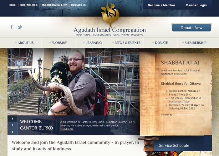 Agudath Israel Congregation - agudath-israel.net