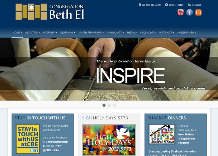 Congregation Beth El - cbe.org