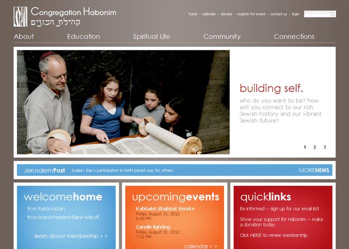 Congregation Habonim - habonim.net