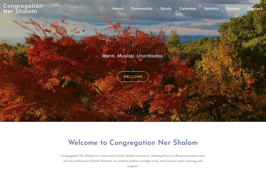 Congregation Ner Shalom