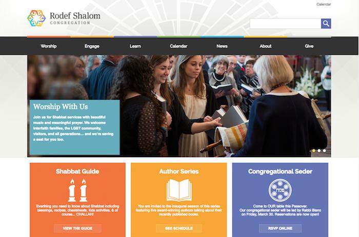 Rodef Shalom Congregation