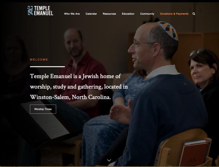 Temple Emanuel-NC