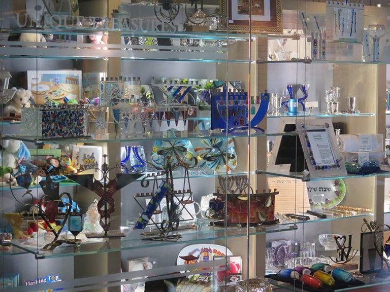 synagogue gift shop