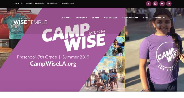 Stephen-Wise-Temple-Best-Synagogue-Website-Reform