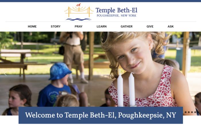 Temple Beth El best website