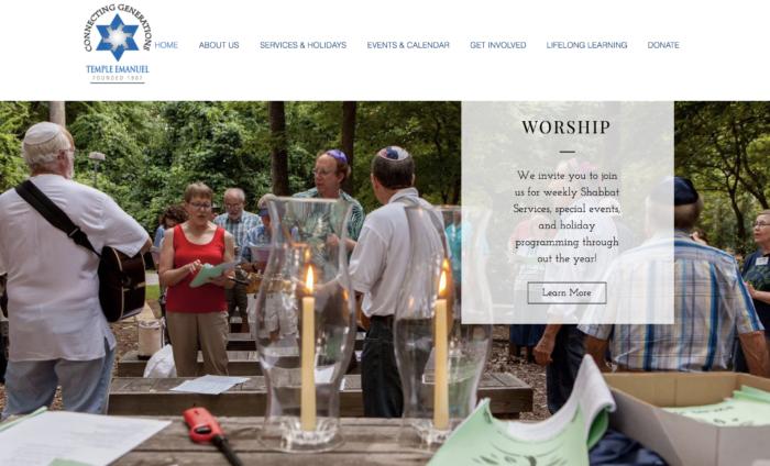 Temple-Emanuel-Best-Reform-Synagogue-Website