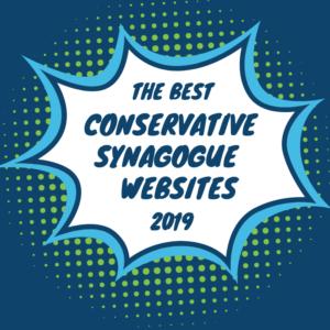 best-synagogue-websites-2019