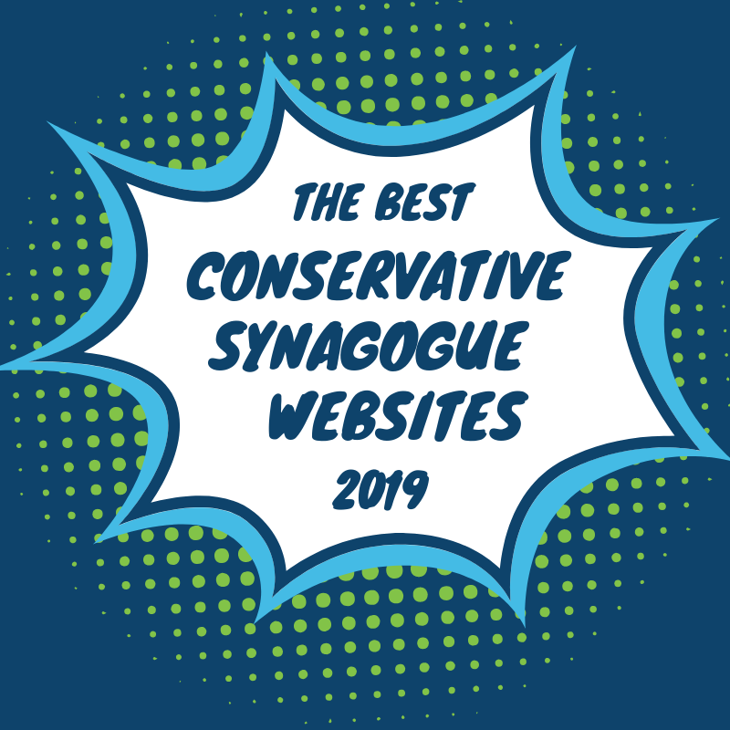 best-synagogue-websites-2019