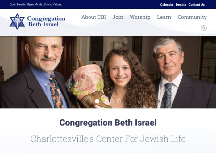 congregation-beth-israel-virginia-best-synagogue-website-design