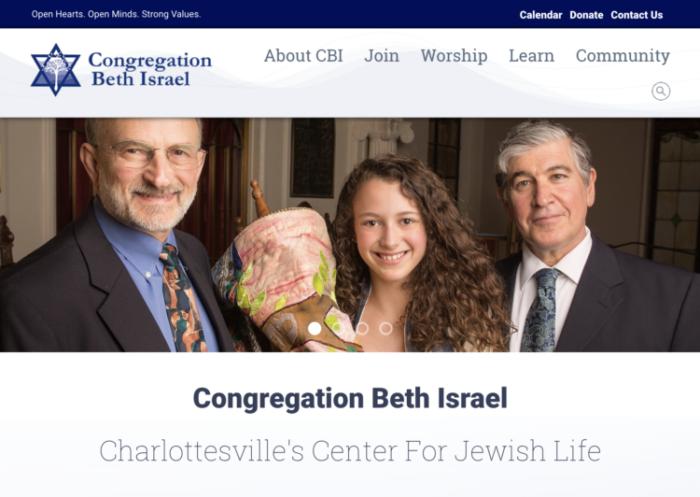 congregation-beth-israel-virginia-best-synagogue-website-design