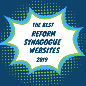 best-reform-synagogue-website-design-2019